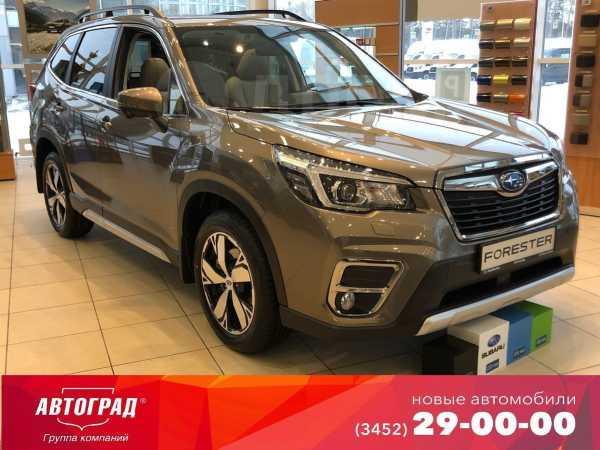 Subaru Forester, 2019 год, 2 729 900 руб.