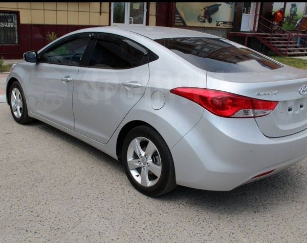 Hyundai Avante, 2012 год, 740 000 руб.