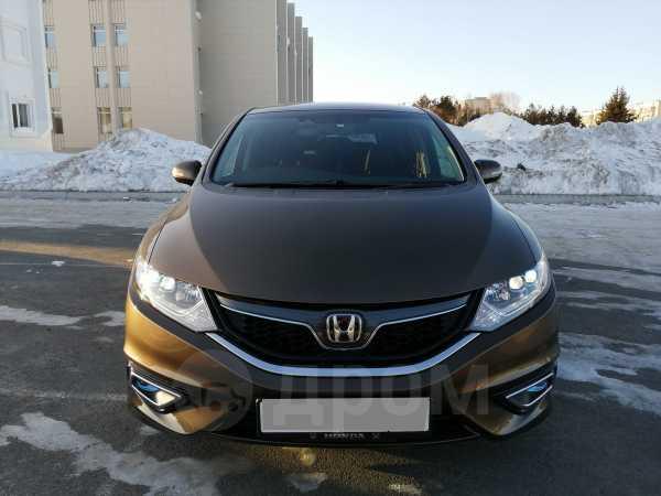 Honda Jade, 2015 год, 890 000 руб.