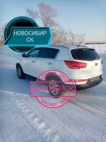 Новоалтайск Sportage 2015