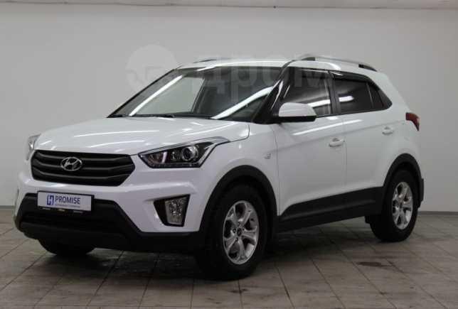 Hyundai Creta, 2017 год, 1 190 000 руб.