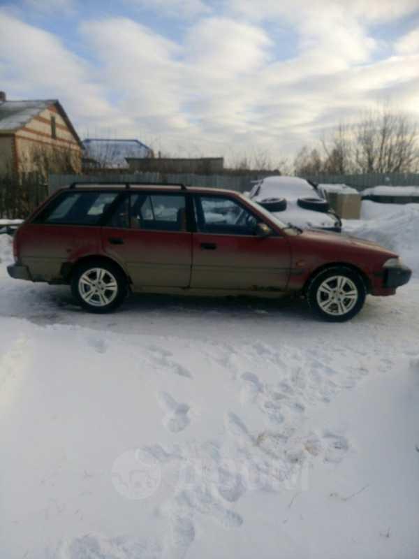 Toyota Carina II, 1988 год, 30 000 руб.