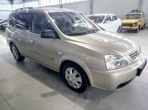 Kia Carens, 2005 год, 285 000 руб.