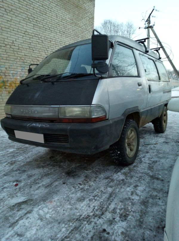 Toyota Master Ace Surf, 1990 год, 55 000 руб.