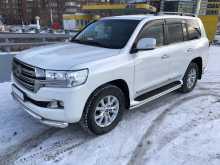 Новосибирск Land Cruiser 2016