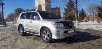 Белогорск Land Cruiser 2013