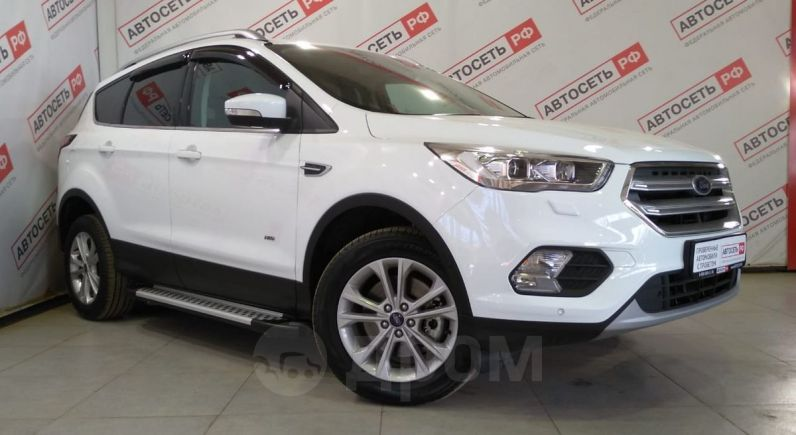Ford Kuga, 2018 год, 1 630 365 руб.