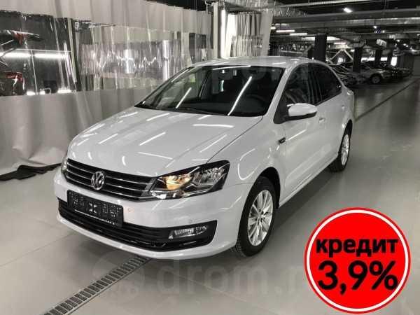 Volkswagen Polo, 2019 год, 943 700 руб.