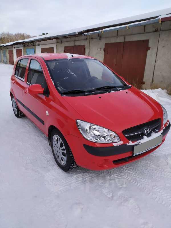 Hyundai Getz, 2010 год, 380 000 руб.