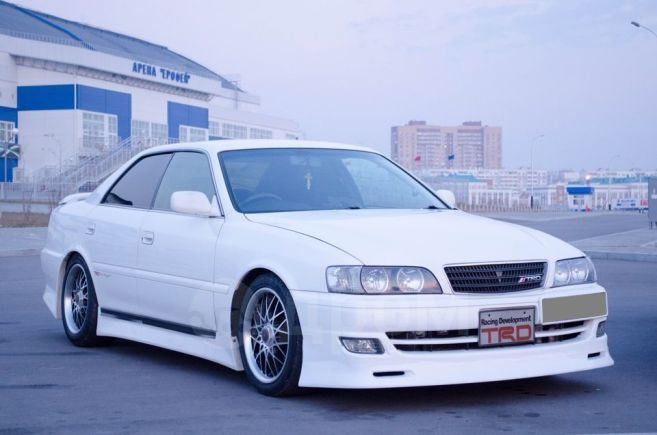 Toyota Chaser, 1999 год, 270 000 руб.