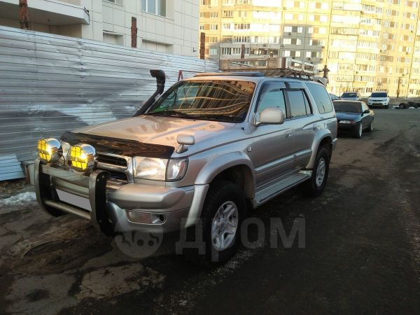Toyota Hilux Surf, 1999 год, 660 000 руб.