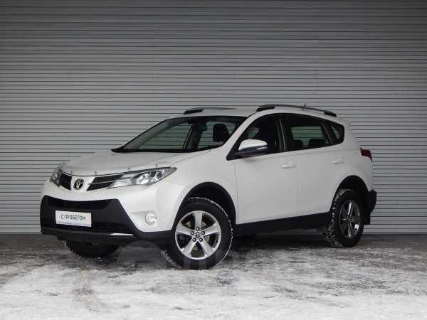 Toyota RAV4, 2015 год, 1 349 000 руб.