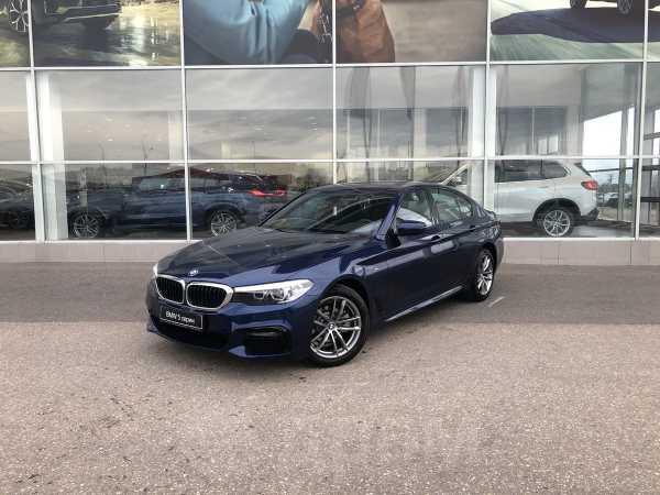 BMW 5-Series, 2019 год, 3 660 000 руб.