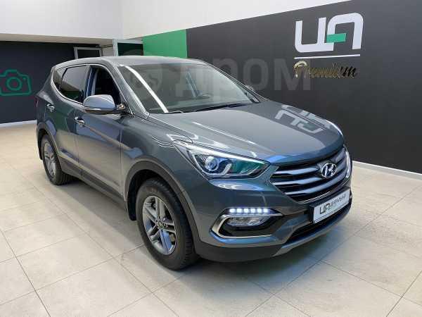Hyundai Santa Fe, 2018 год, 1 790 000 руб.