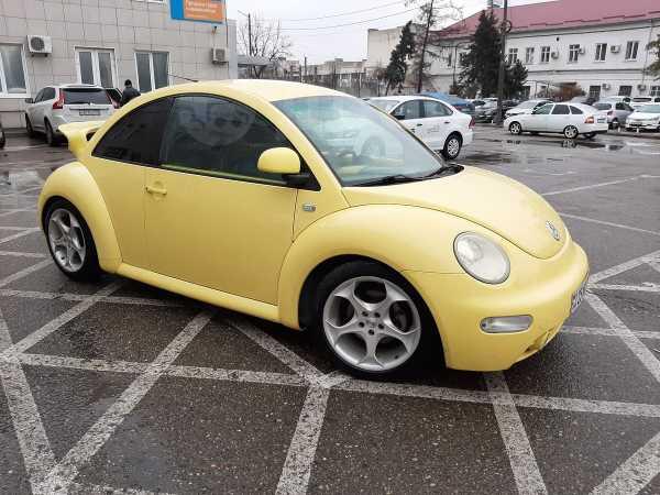 Volkswagen Beetle, 2003 год, 290 000 руб.