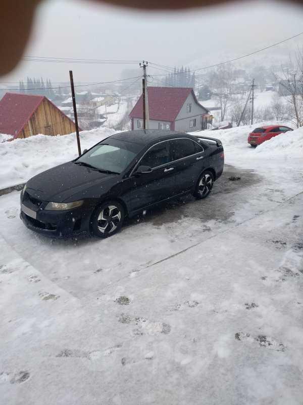 Honda Accord, 2004 год, 485 000 руб.