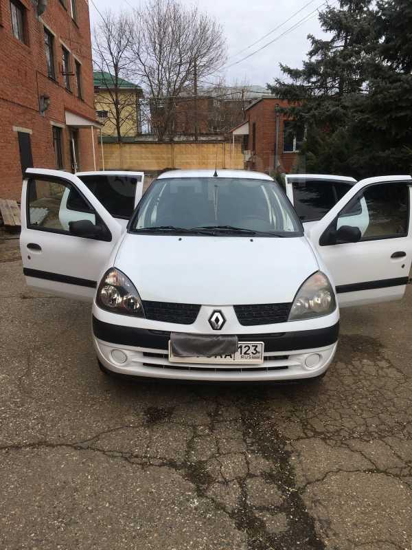 Renault Symbol, 2004 год, 140 000 руб.