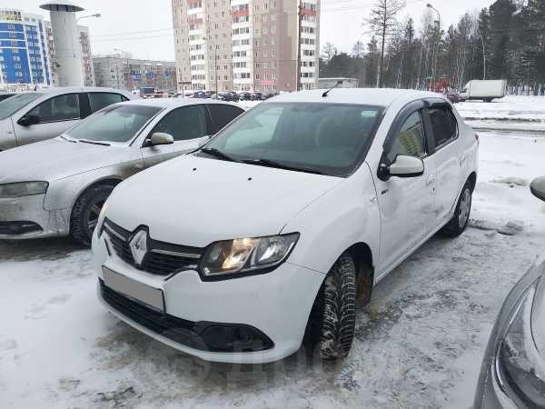 Renault Logan, 2018 год, 480 000 руб.