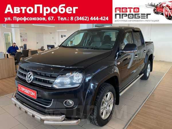 Volkswagen Amarok, 2011 год, 1 050 000 руб.