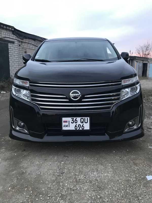Nissan Elgrand, 2012 год, 1 050 000 руб.