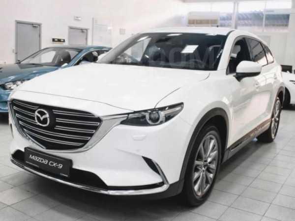 Mazda CX-9, 2019 год, 3 353 000 руб.
