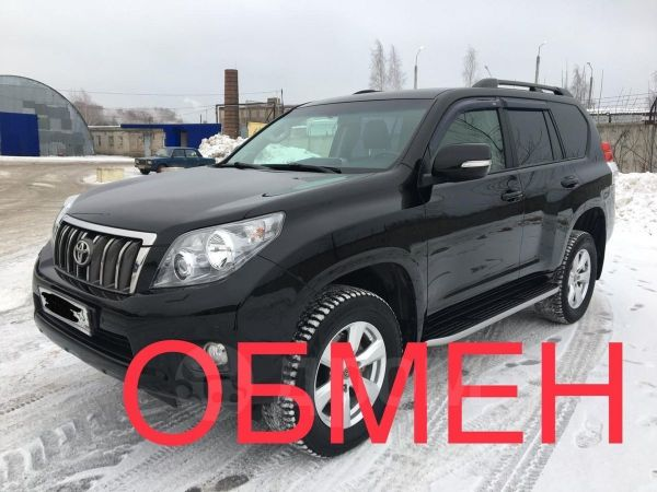 Toyota Land Cruiser Prado, 2013 год, 2 099 000 руб.