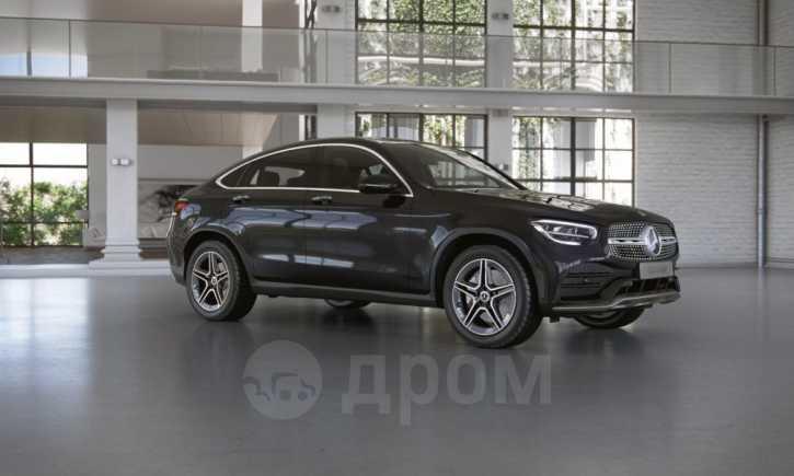 Mercedes-Benz GLC Coupe, 2019 год, 4 040 600 руб.