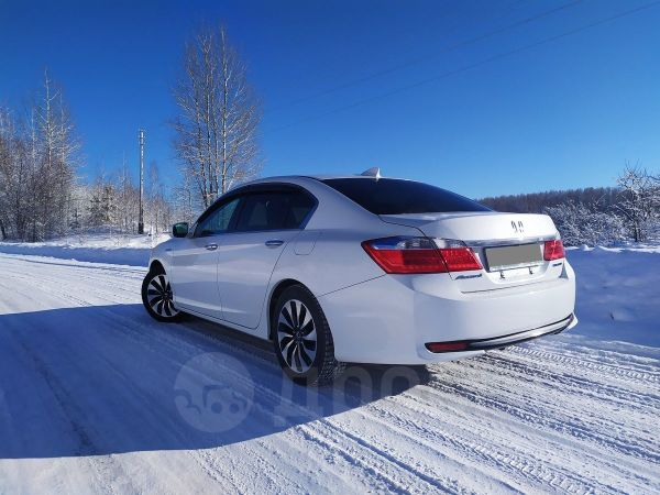 Honda Accord, 2014 год, 1 270 000 руб.