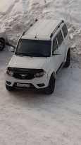 УАЗ Патриот, 2015 год, 610 000 руб.