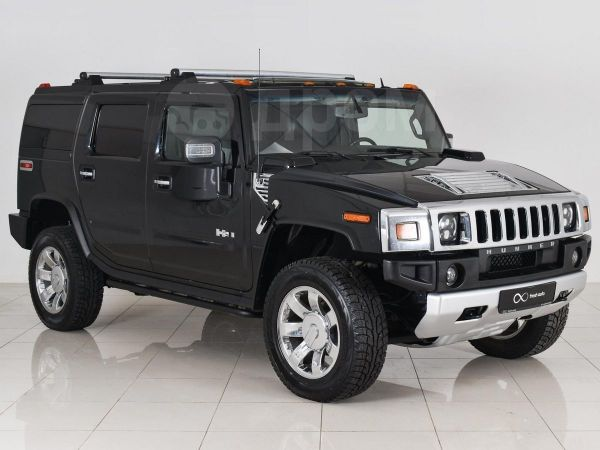 Hummer H2, 2008 год, 2 330 000 руб.