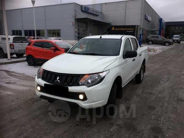 Mitsubishi L200, 2017 год, 1 300 000 руб.