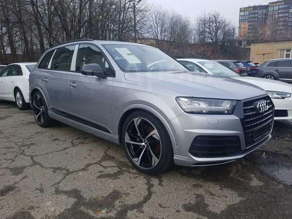 Audi Q7, 2019 год, 6 134 515 руб.