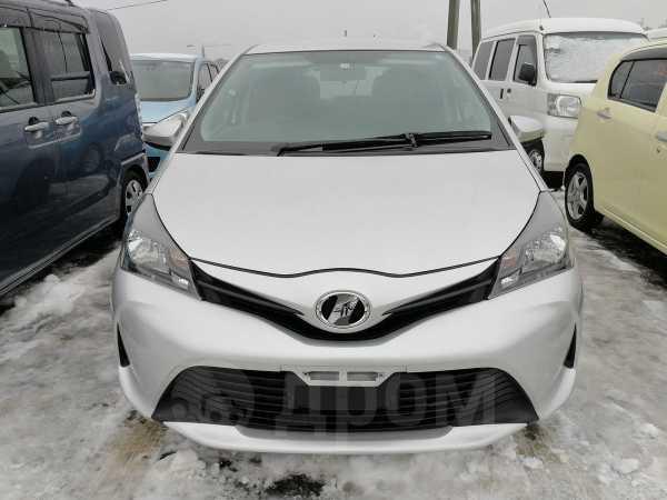 Toyota Vitz, 2015 год, 435 000 руб.