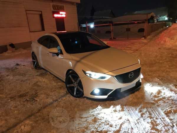 Mazda Mazda6, 2012 год, 875 000 руб.