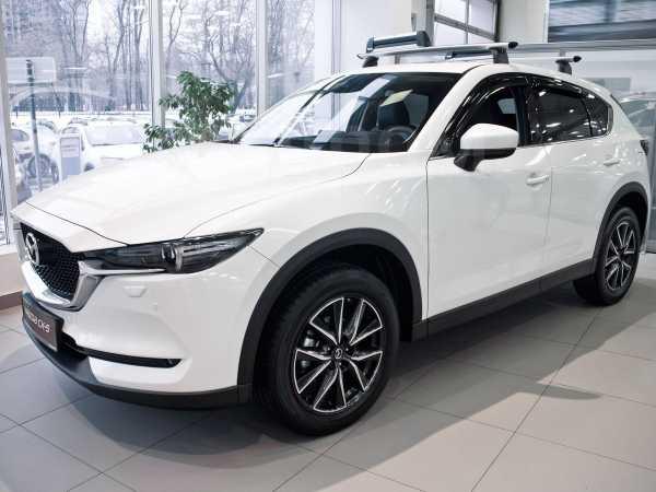 Mazda CX-5, 2019 год, 2 218 000 руб.