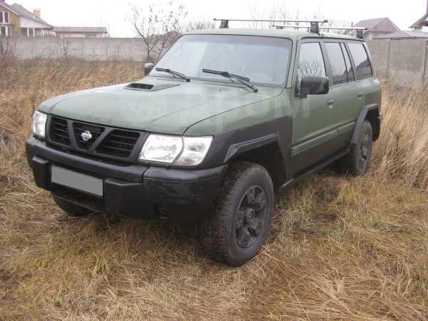 Nissan Patrol, 1998 год, 350 000 руб.