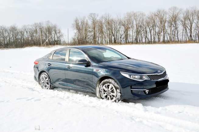 Kia Optima, 2017 год, 1 150 000 руб.