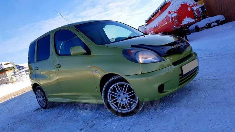 Toyota Funcargo, 2001 год, 285 000 руб.