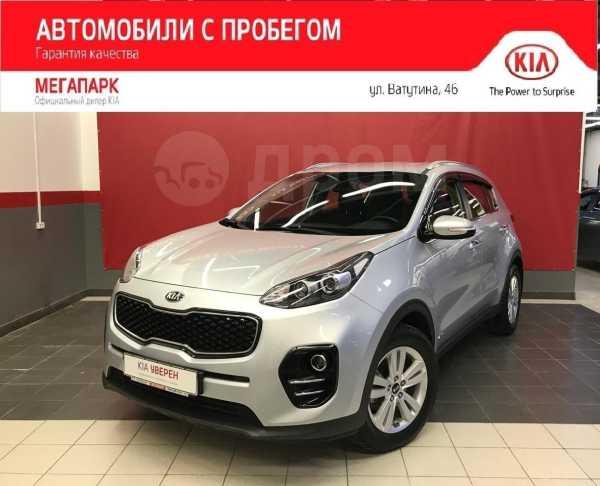 Kia Sportage, 2018 год, 1 420 000 руб.