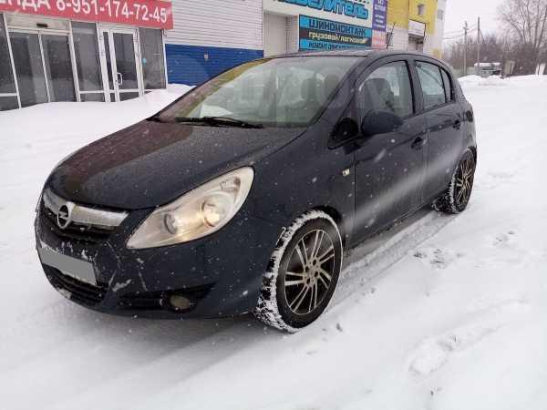 Opel Corsa, 2008 год, 272 000 руб.