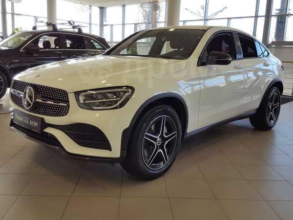 Mercedes-Benz GLC Coupe, 2019 год, 4 507 000 руб.