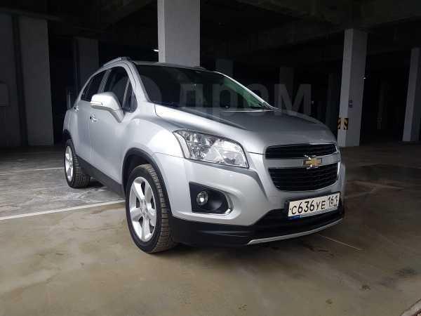 Chevrolet Tracker, 2015 год, 819 896 руб.