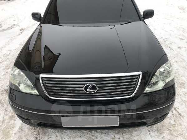 Lexus LS430, 2001 год, 600 000 руб.