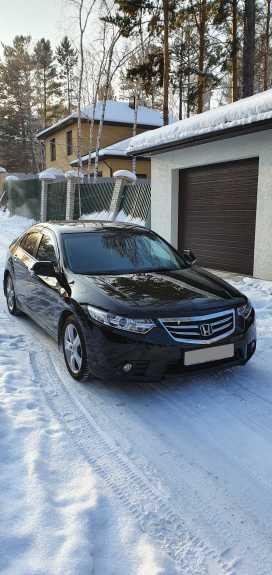 Иркутск Honda Accord 2011