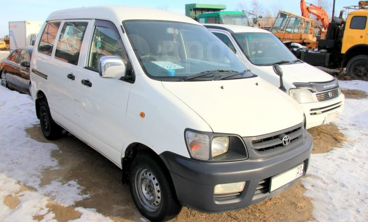 Toyota Town Ace, 2007 год, 458 000 руб.