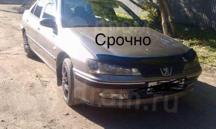 Peugeot 406, 2002 год, 120 000 руб.