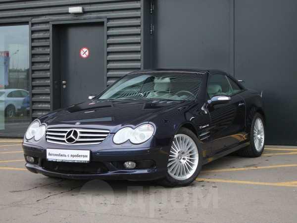 Mercedes-Benz SL-Class, 2004 год, 1 690 000 руб.