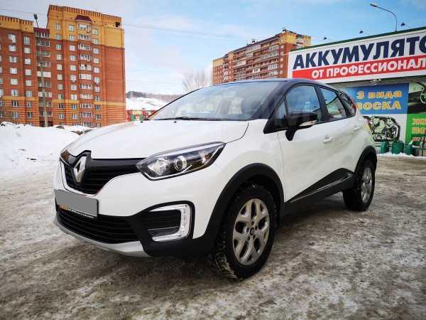 Renault Kaptur, 2016 год, 875 000 руб.
