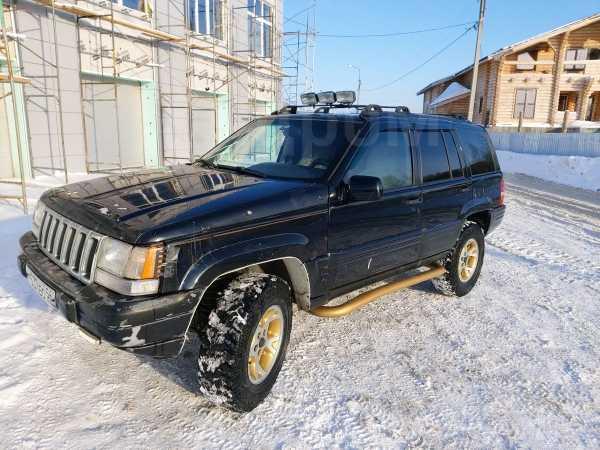 Jeep Grand Cherokee, 1997 год, 185 000 руб.