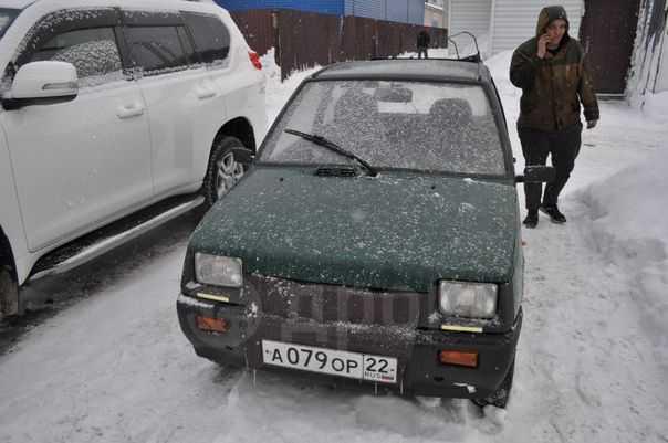 Лада 1111 Ока, 2001 год, 43 000 руб.